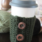 Mother's Day Coffee Cozy