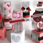 Valentine's Day Candy Boxes