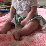 Cotton Baby Skirt