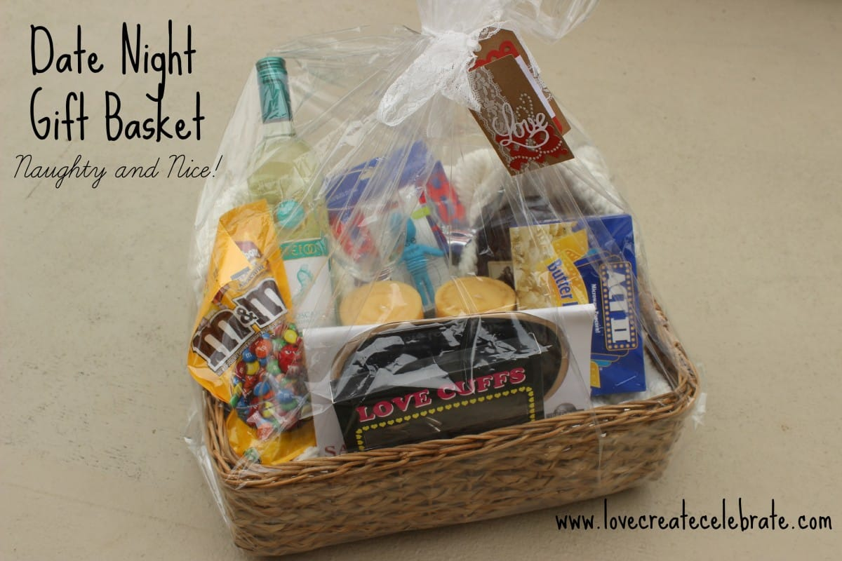 Date Night Gift Basket  Love Create Celebrate. Photo Rally Ideas. Lunch Ideas Generator. Costume Ideas Stranger Things. Christmas Ideas With Cricut. Double Sink Bathroom Ideas Uk. Interesting Woodworking Ideas. Kitchen Lighting Ideas Fluorescent. Kitchen Backsplash Ideas With Tan Brown Granite