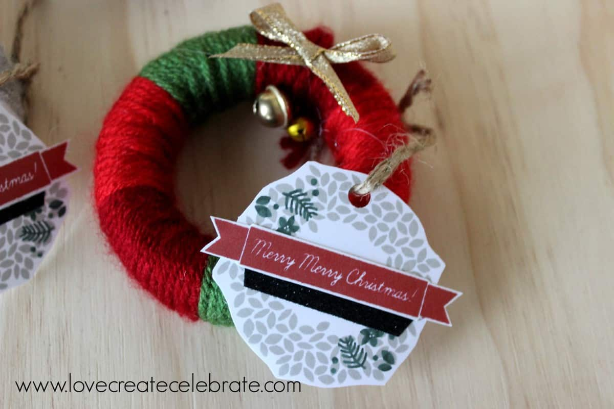 Christmas Gift Tags To Make.Christmas Gift Tags Love Create Celebrate