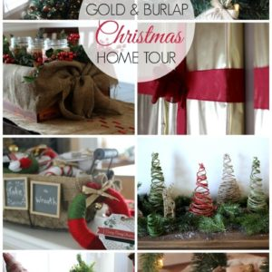 Join me on my very first Christmas home tour!