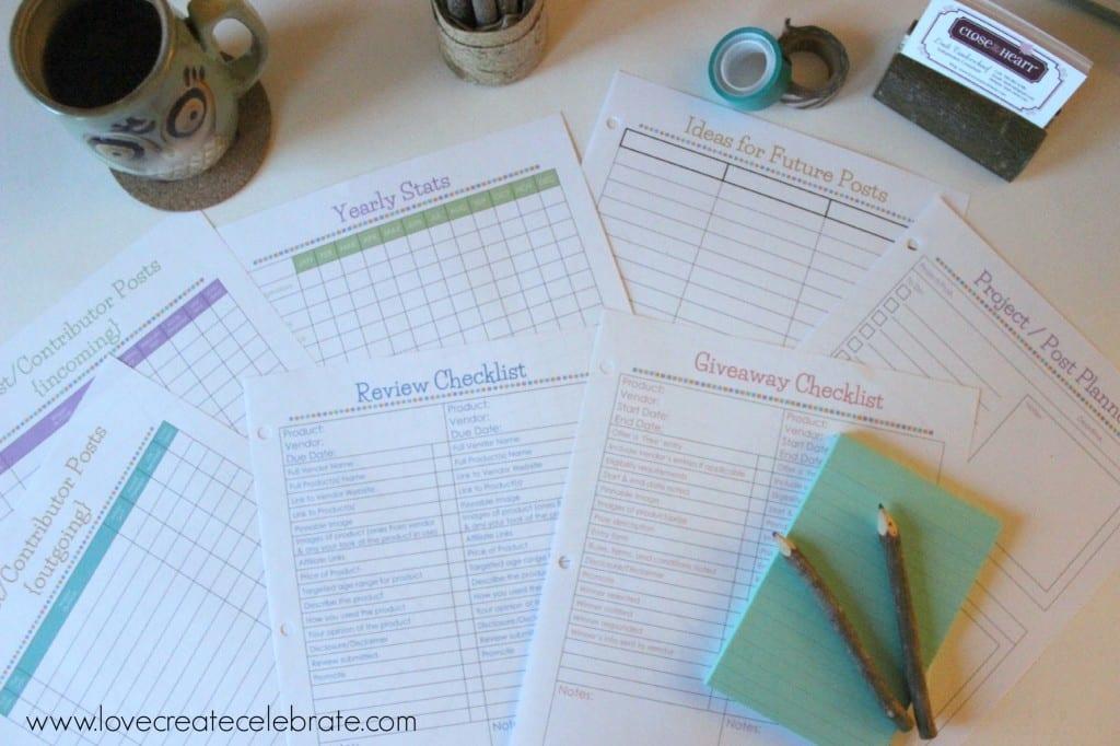 How I Organized My Life