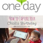 How To Capture Your Child's Birthday