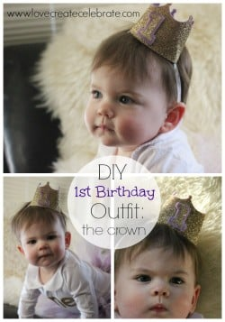 DIY Birthday Crown