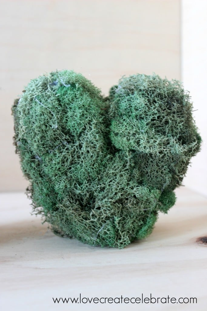 Rustic Spring Hearts