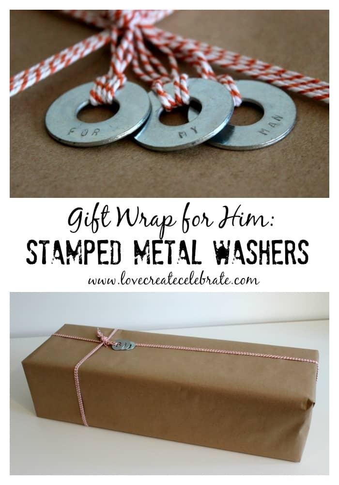 Gift Wrap for Men