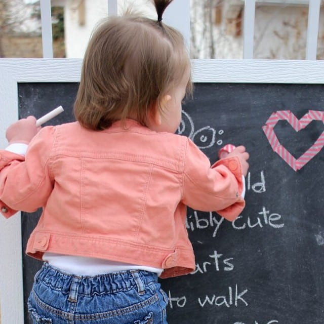 What's on our little girl's to do list? We've got a big surprise!