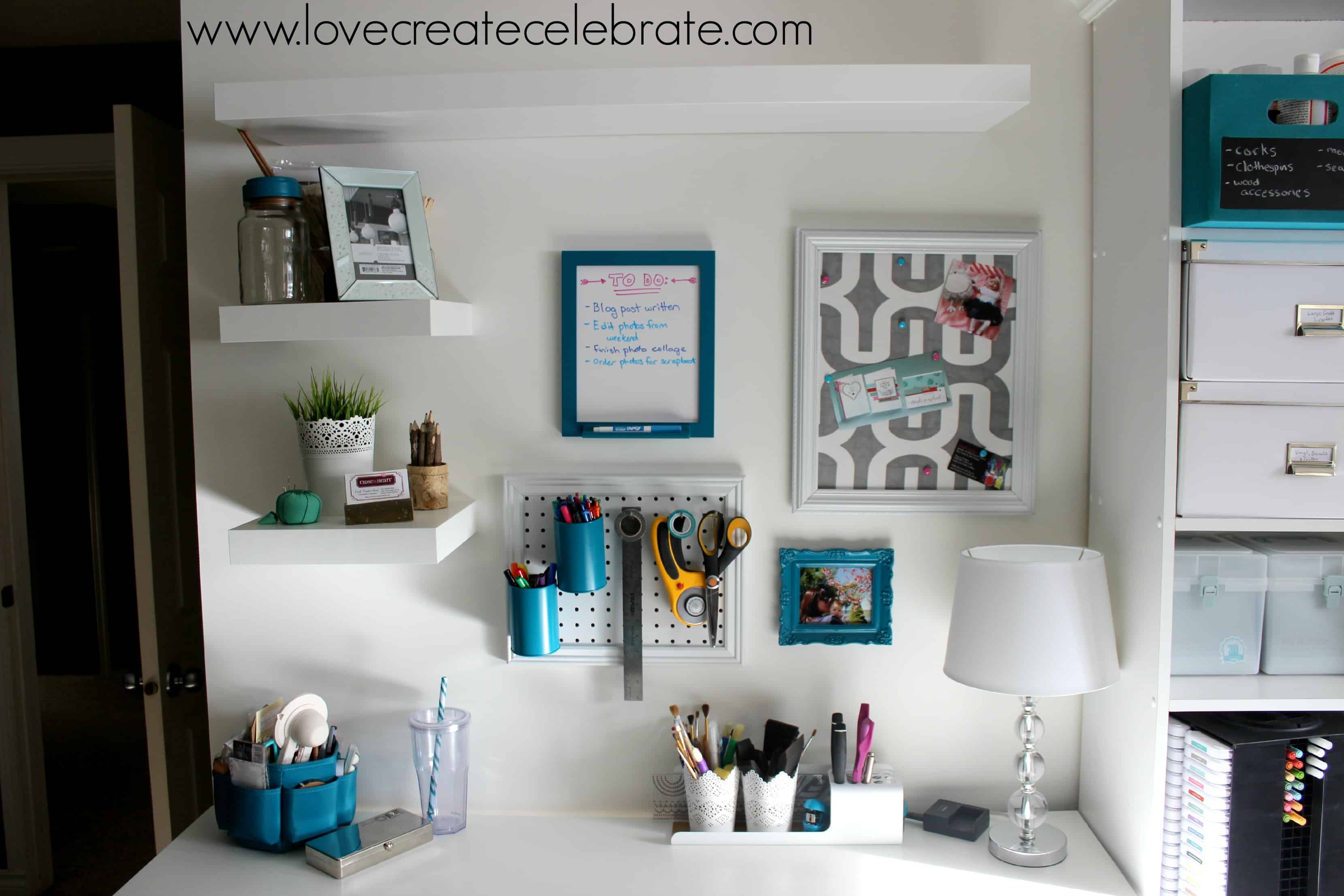 Awesome Office Gallery Wall Love Create Celebrate Largest Home Design Picture Inspirations Pitcheantrous
