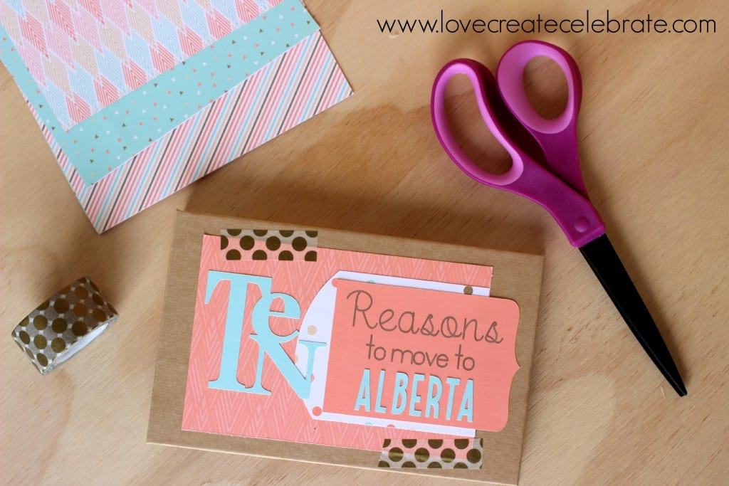 ten reasons to move to alberta pregnancy announcement book for family