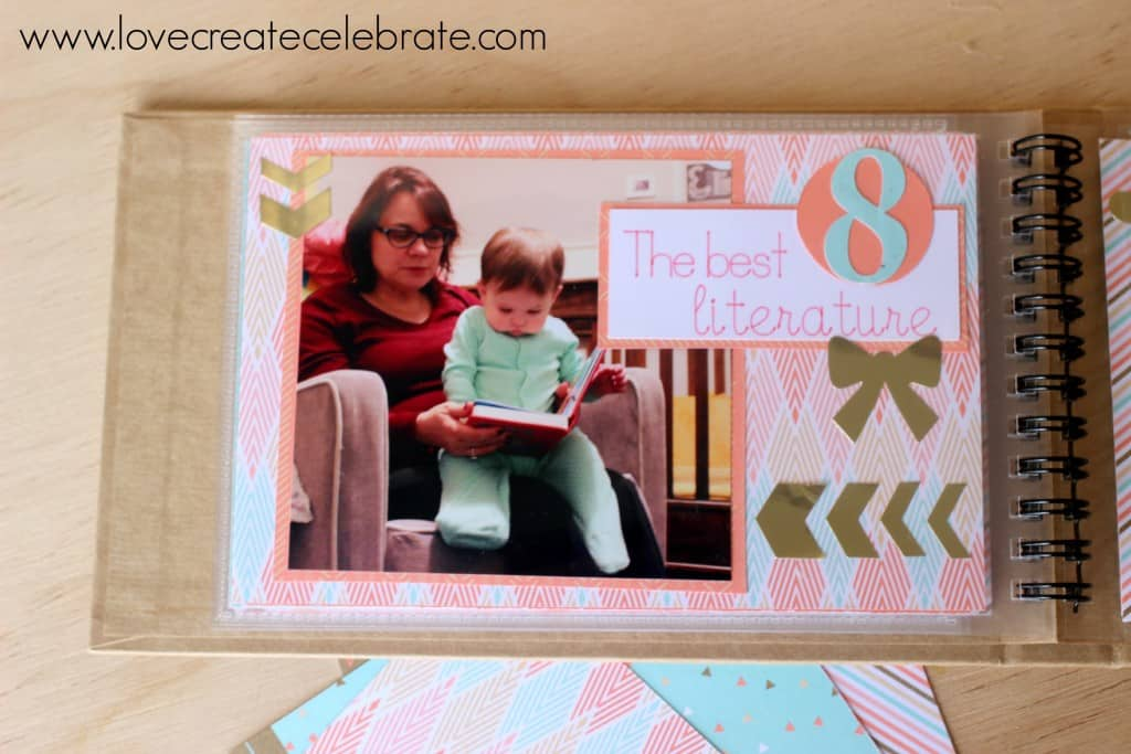 include your family in your special announcement with this pregnancy announcement book craft