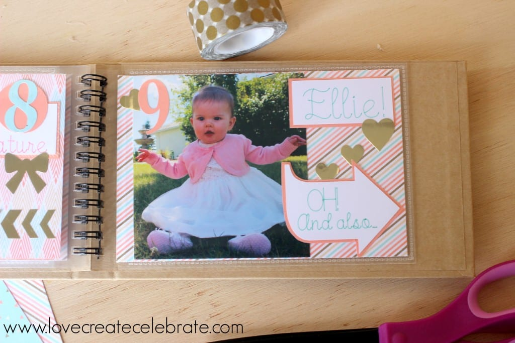 a pregnancy announcement book is such a creative way to make a baby announcement
