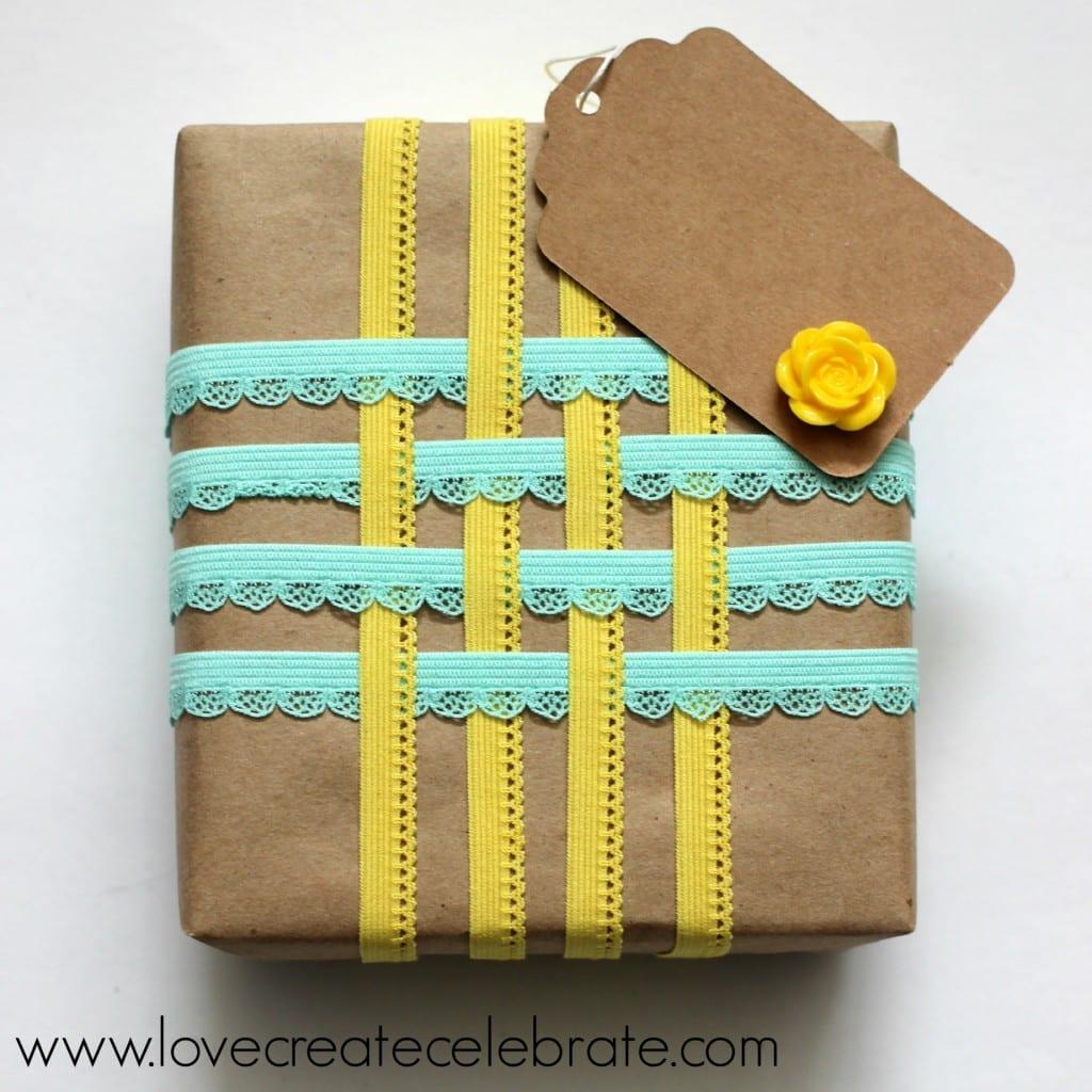 Summer Gift Wrap