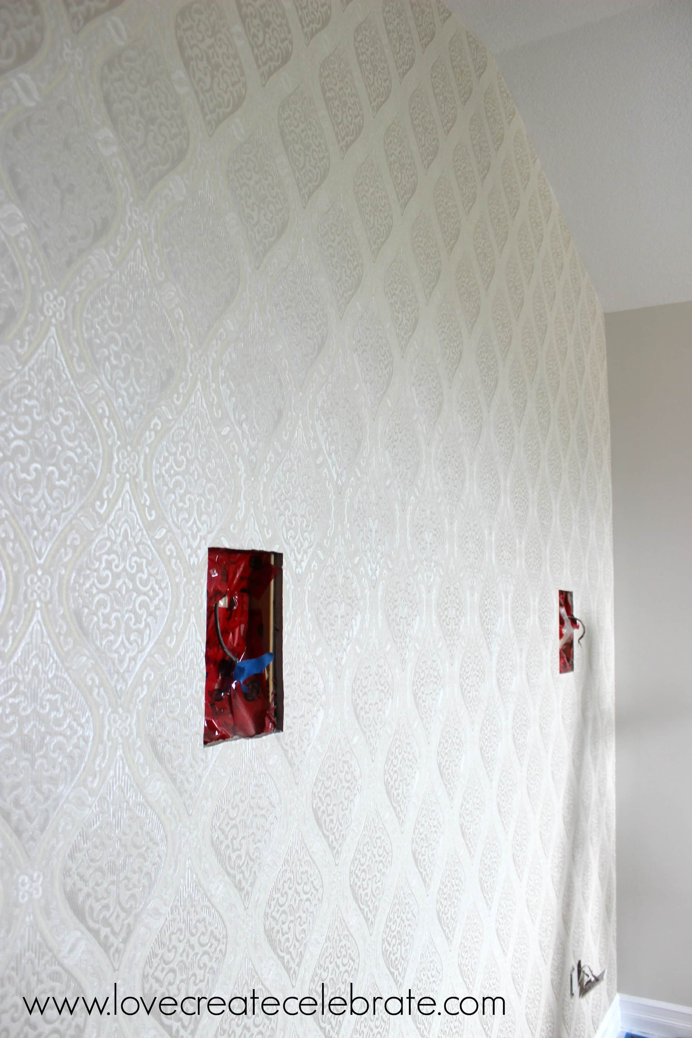 Master Bedroom Wallpaper Master Bedroom Wallpaper In Less Than 3 Hours Love Create