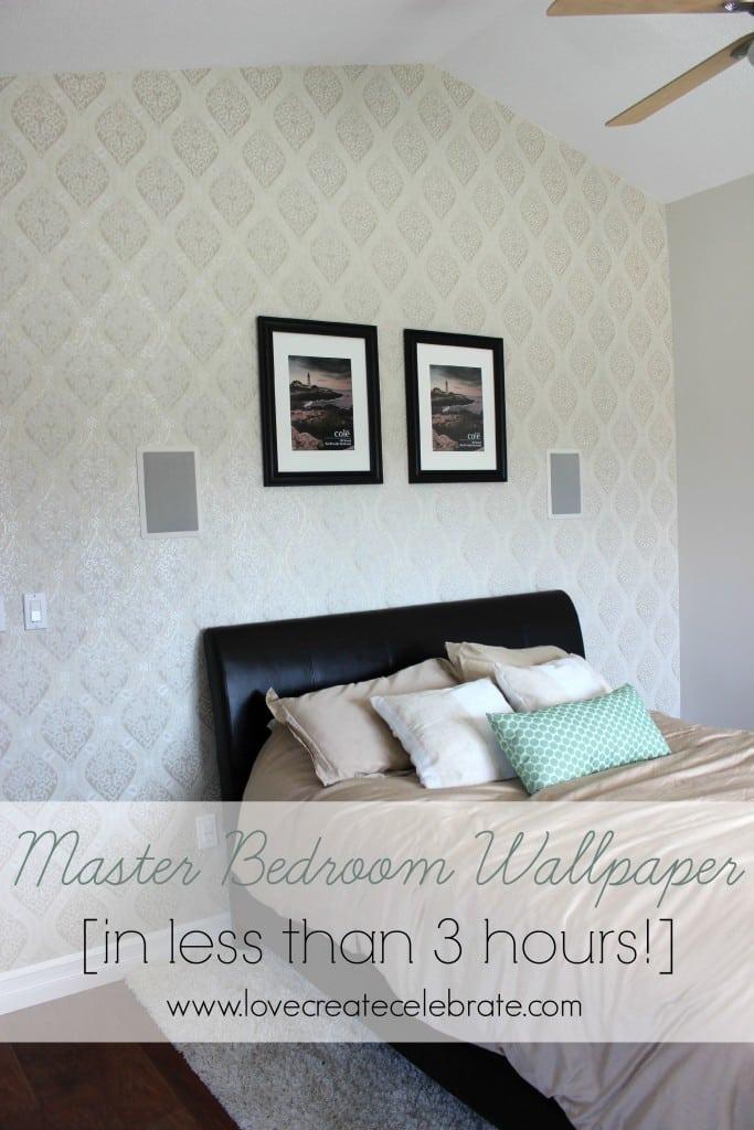 Master Bedroom Wallpaper Title