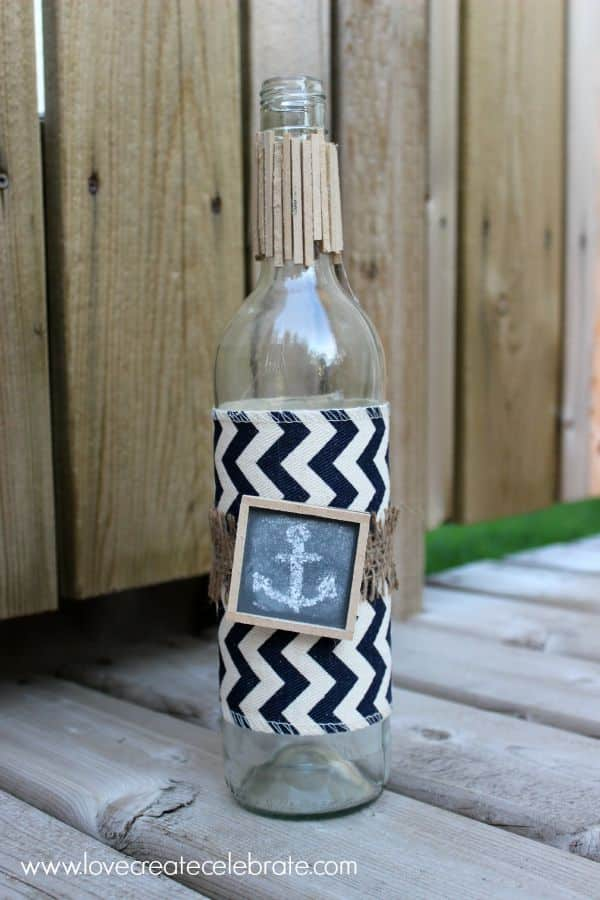chevron bottle