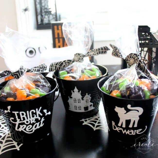 Front Party Favors Halloween