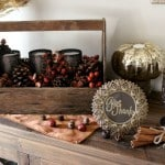 Natural Fall Decor