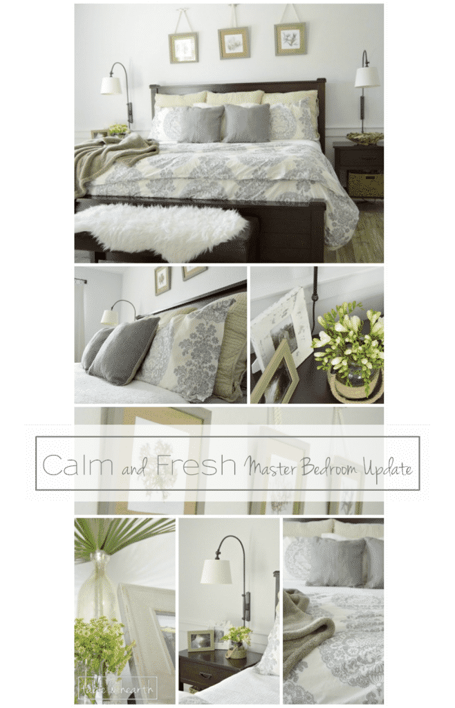 20 master bedroom reveal - pin