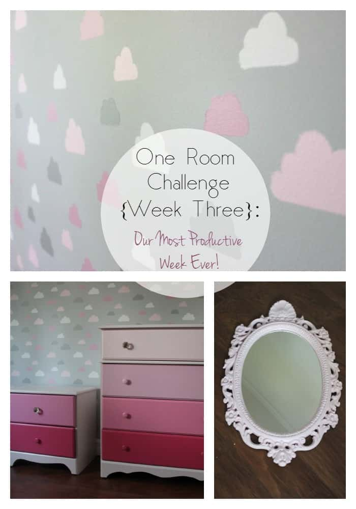 One Room Challenge Week Three