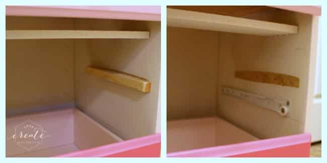 drawer inside