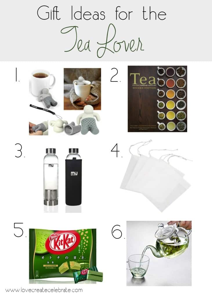 Gift Ideas for the Tea Lover