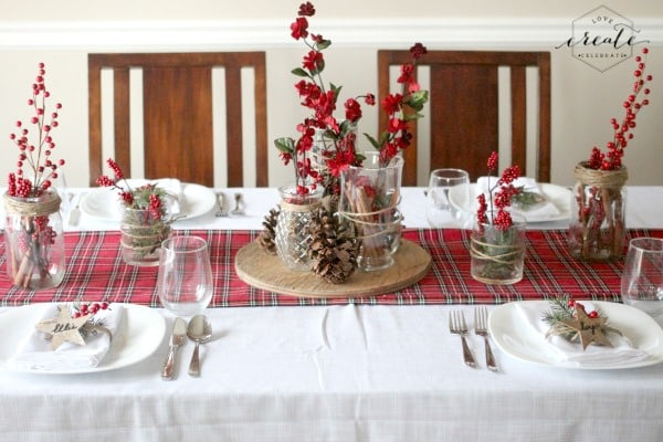 Tablescape Horizontal