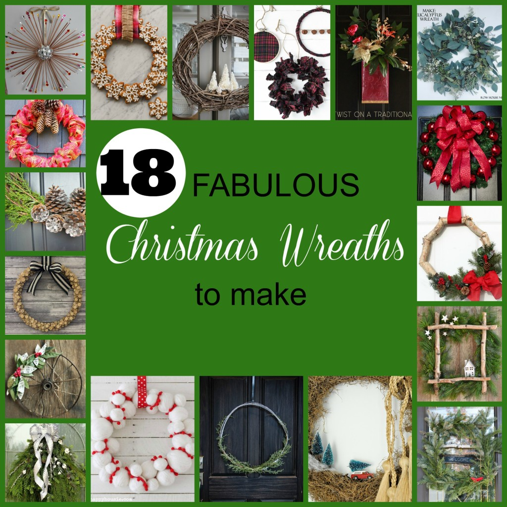 18 Christmas wreaths for your holiday decor