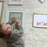 One Room Challenge {Week Five}: DIY Decor