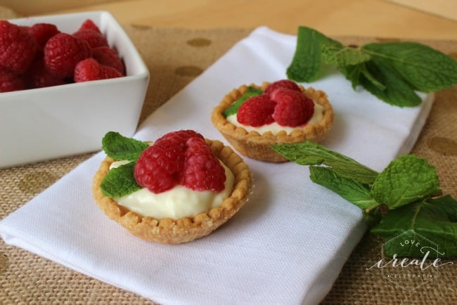 tarts horizontal