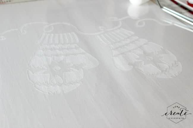 Stencil Before