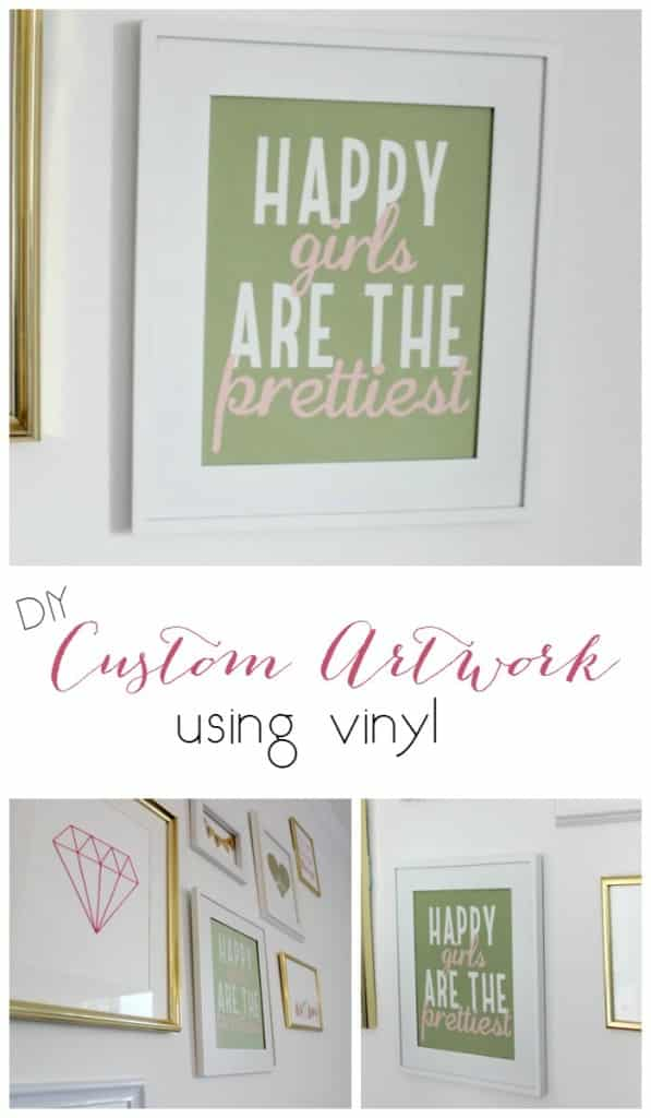 Custom Artwork using Vinyl