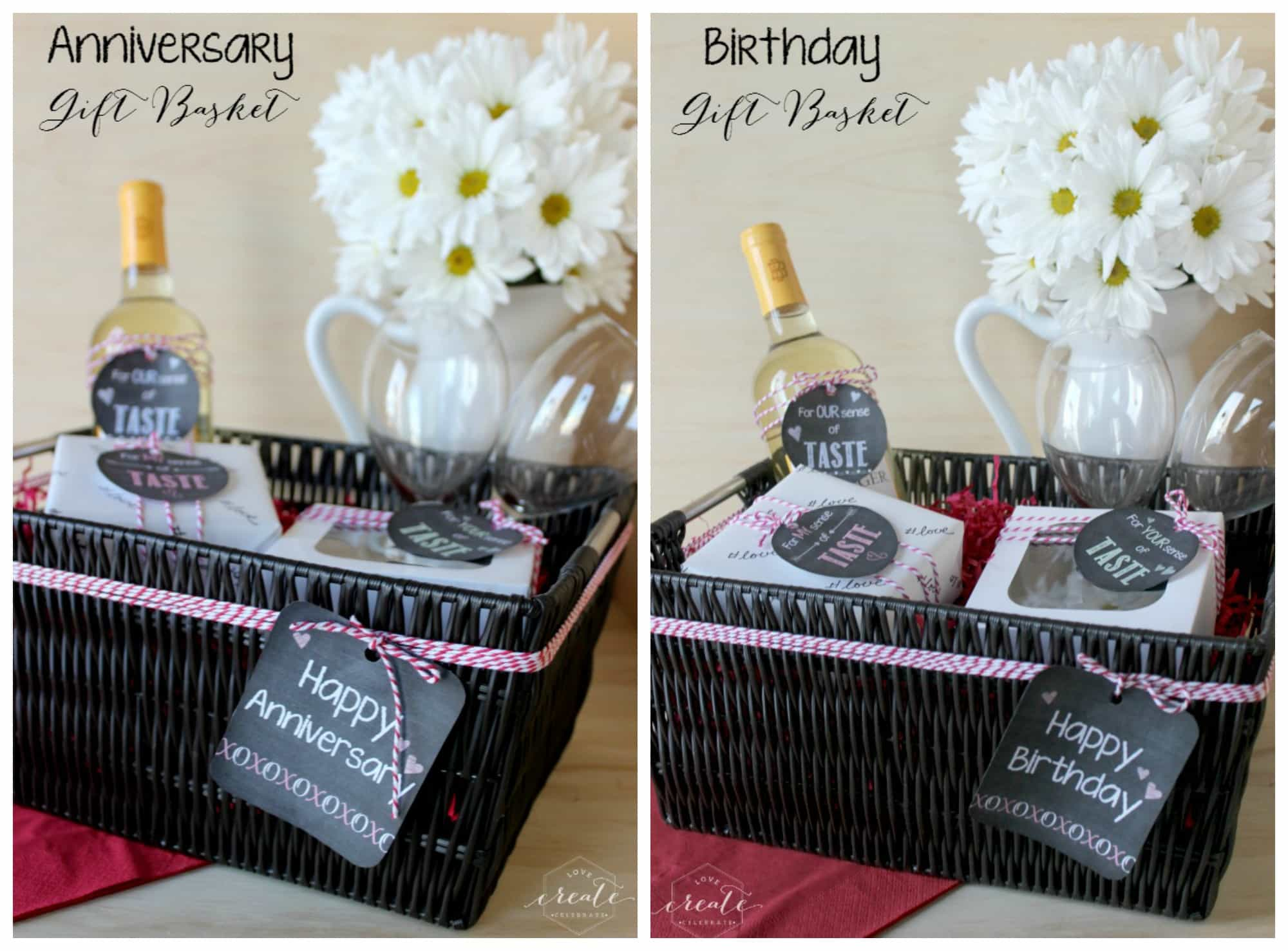 Five Senses Gift Free Printable Tags Love Create Celebrate