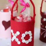 Valentine's Day Tin Cans