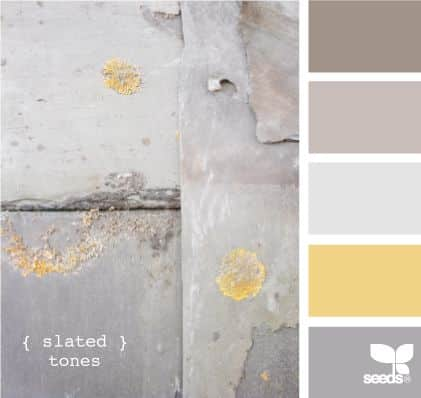 modern industrial colour palette inspiration
