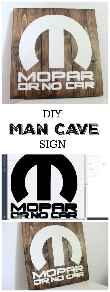 DIY Man Cave Decor
