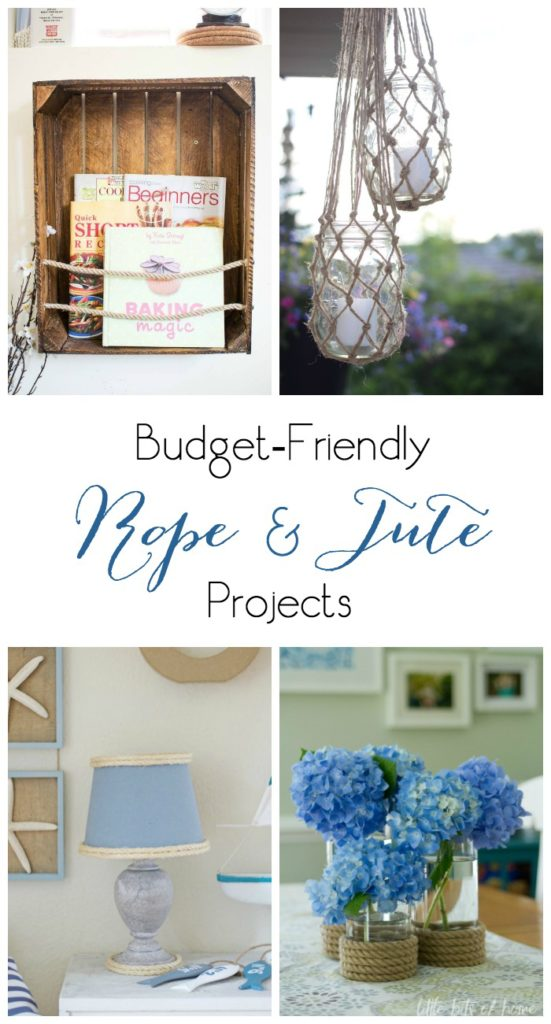 Rope and Jute Projects