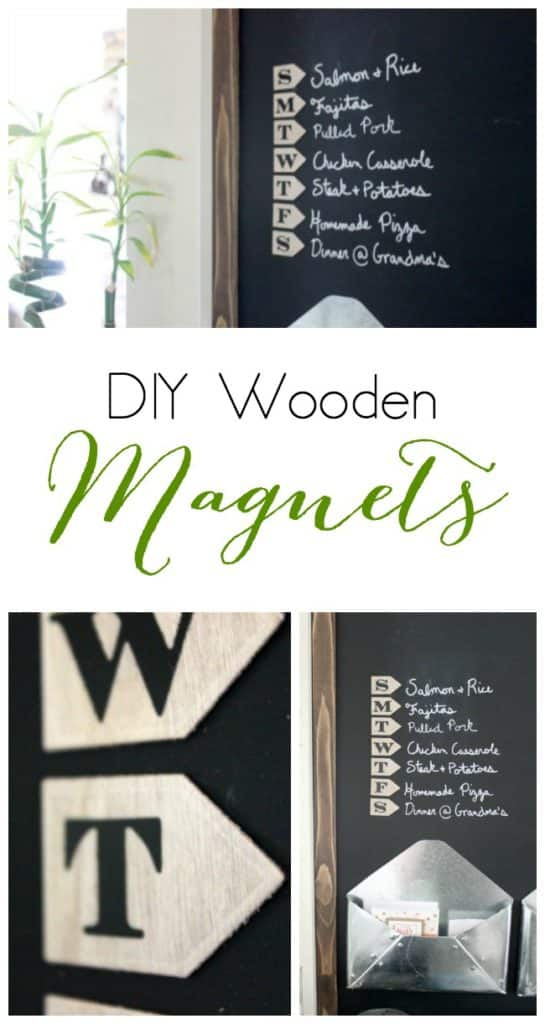 How to Make Your Own Wooden Magnets