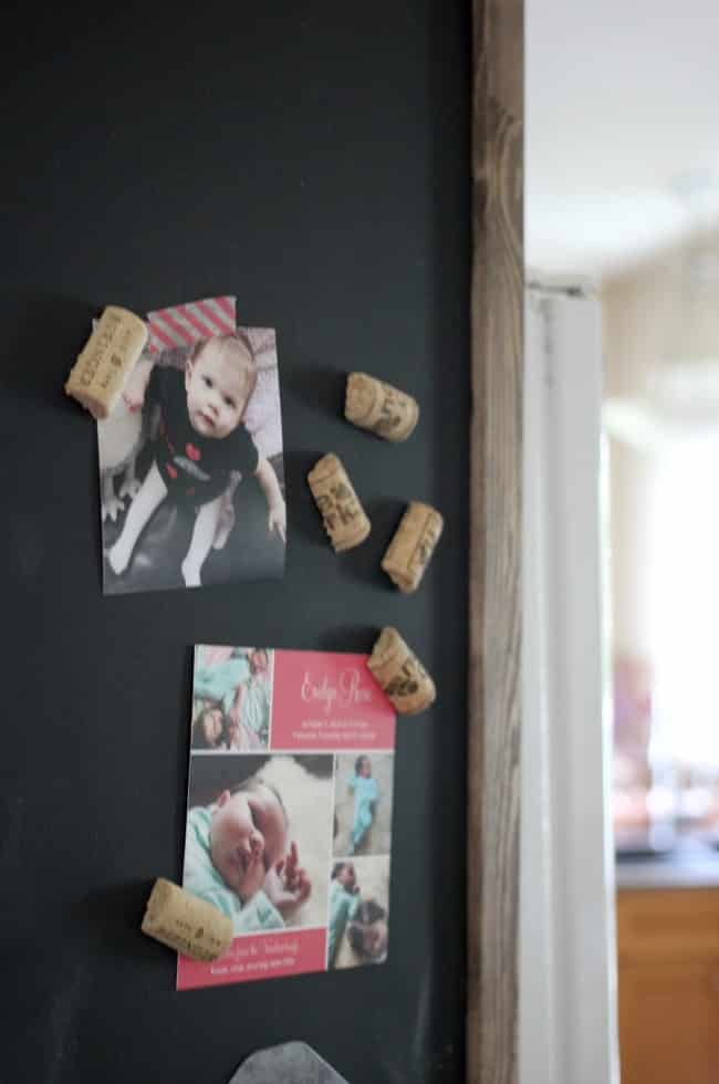 DIY Cork Magnets