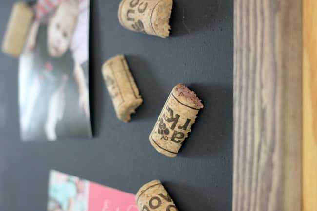 DIY Cork Magnets