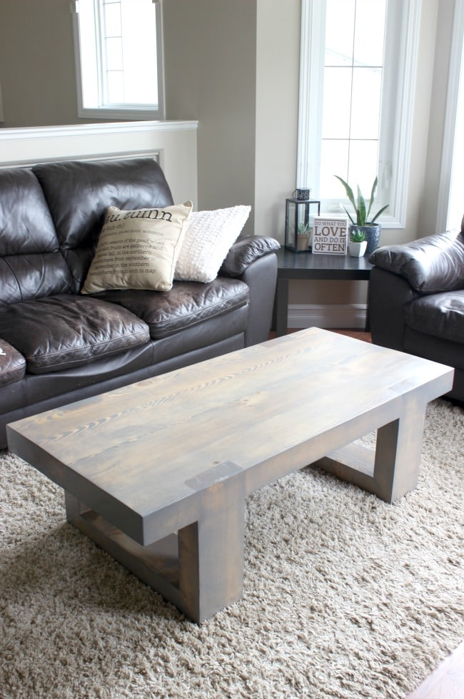 Coffee Table Plans.Modern Coffee Table Build Plans Love Create Celebrate