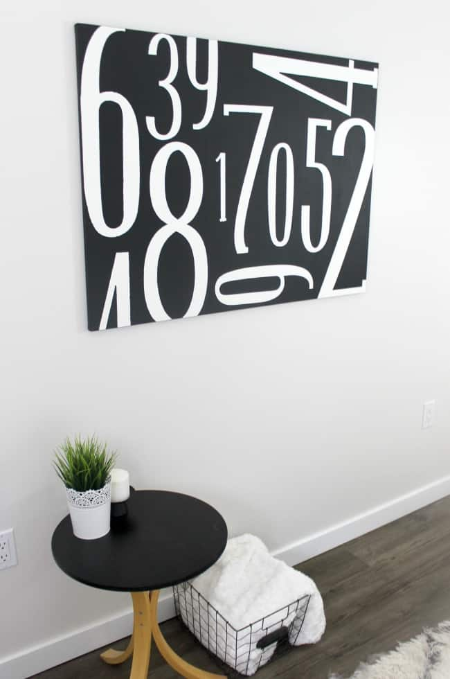 modern diy art