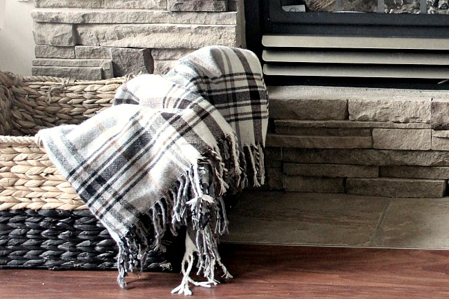 Cozy blankets are a must for the fall season