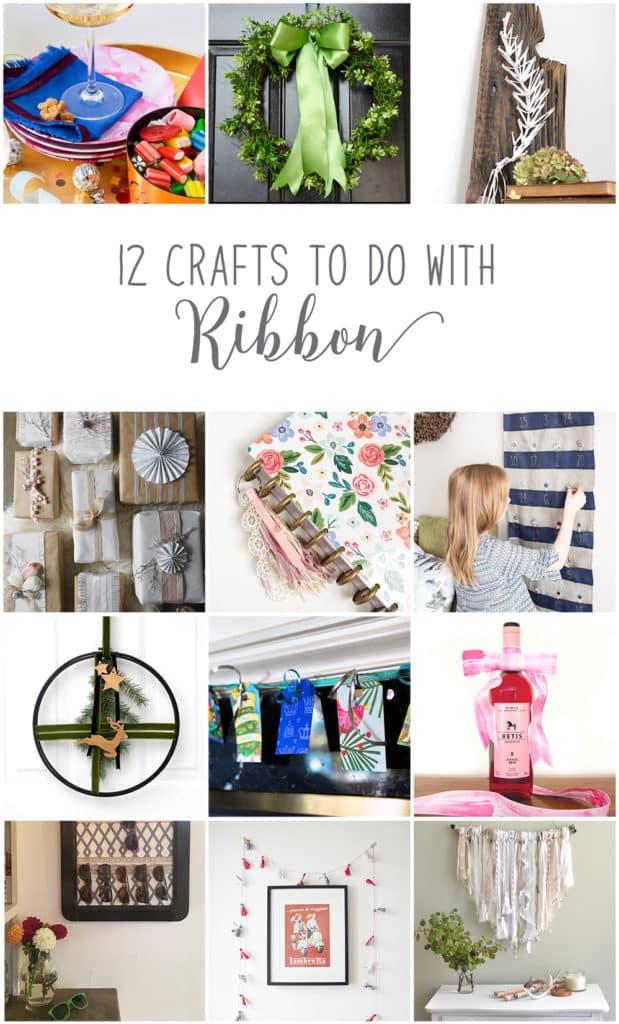 12 amazing projects using ribbon