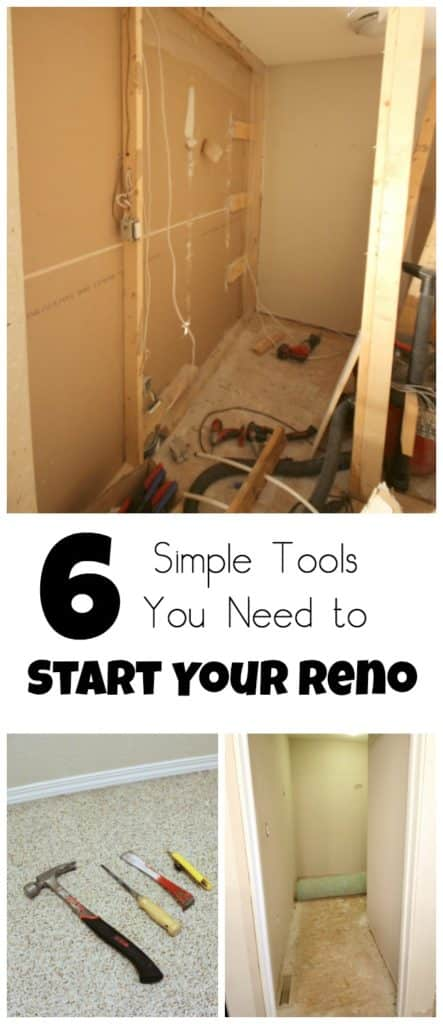 Great advice for first time renovators!