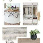 One Room Challenge {Week One} – Dream Closet Makeover