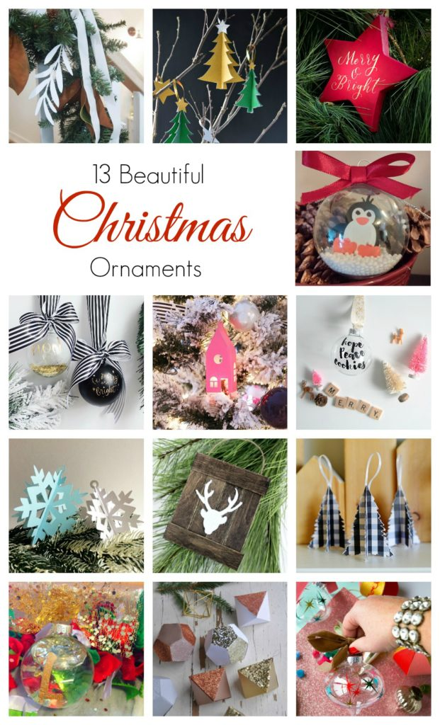 13 other Christmas ornaments