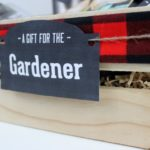 Gift Crates for Guys: Gardener & Musician