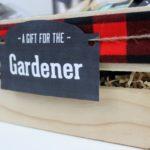 Gift Crates for Guys: Gardener & Musician
