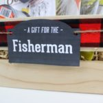 Gift Crates for Guys: Woodworker & Fisherman